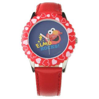 Elmo Rocks Watch