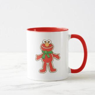 Elmo Santa Mug