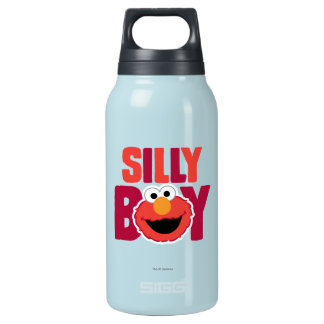 Elmo Silly Insulated Water Bottle