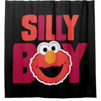 Elmo Silly Shower Curtain