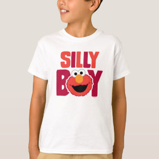Elmo Silly T-Shirt