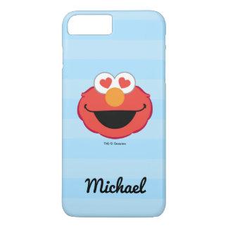 Elmo Smiling Face | Add Your Name iPhone 8 Plus/7 Plus Case