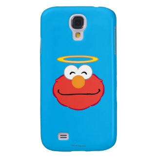 Elmo Smiling Face with Halo Galaxy S4 Case