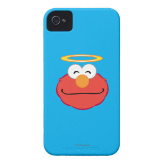 Elmo Smiling Face with Halo iPhone 4 Case