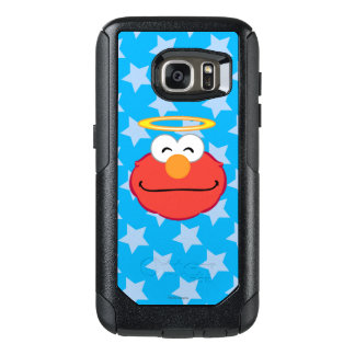 Elmo Smiling Face with Halo OtterBox Samsung Galaxy S7 Case