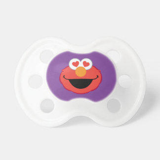 Elmo Smiling Face with Heart-Shaped Eyes Dummy