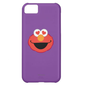 Elmo Smiling Face with Heart-Shaped Eyes iPhone 5C Case