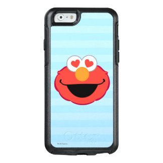 Elmo Smiling Face with Heart-Shaped Eyes OtterBox iPhone 6/6s Case