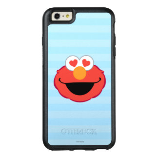 Elmo Smiling Face with Heart-Shaped Eyes OtterBox iPhone 6/6s Plus Case