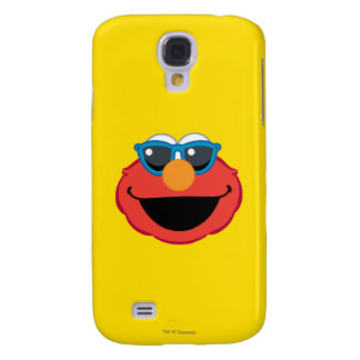 Elmo  Smiling Face with Sunglasses Galaxy S4 Case