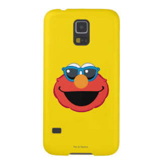 Elmo  Smiling Face with Sunglasses Galaxy S5 Cases