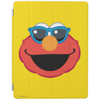 Elmo  Smiling Face with Sunglasses iPad Cover
