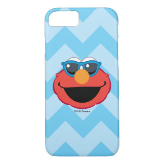Elmo  Smiling Face with Sunglasses iPhone 8/7 Case