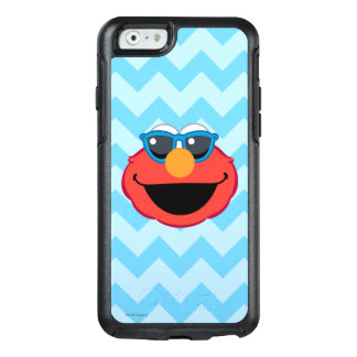 Elmo  Smiling Face with Sunglasses OtterBox iPhone 6/6s Case