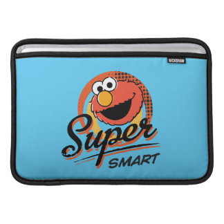 Elmo Super Smart Comic Sleeve For MacBook Air