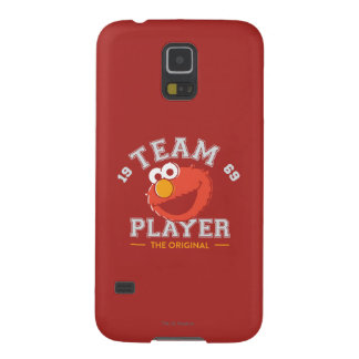 Elmo Team Player 1 Cases For Galaxy S5