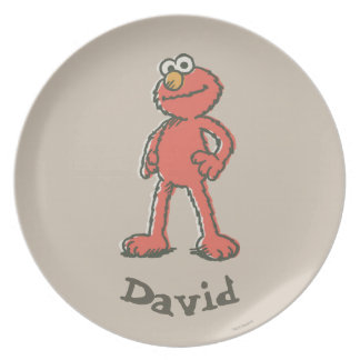 Elmo Vintage | Add Your Name Plate