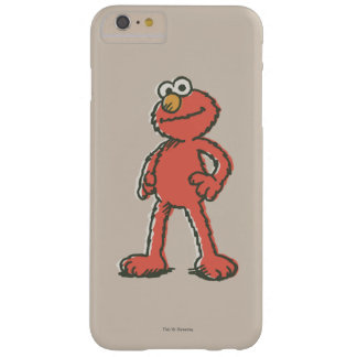 Elmo Vintage Barely There iPhone 6 Plus Case