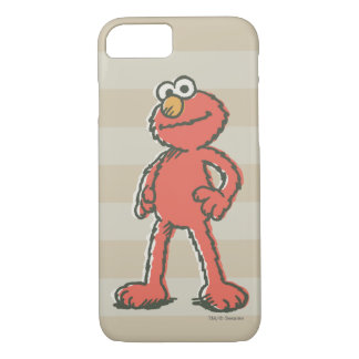 Elmo Vintage iPhone 8/7 Case