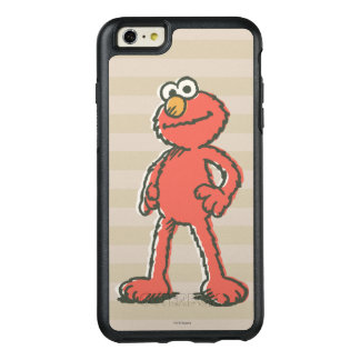 Elmo Vintage OtterBox iPhone 6/6s Plus Case