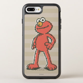 Elmo Vintage OtterBox Symmetry iPhone 8 Plus/7 Plus Case