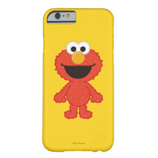 Elmo Wool Style Barely There iPhone 6 Case