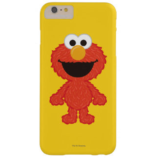 Elmo Wool Style Barely There iPhone 6 Plus Case