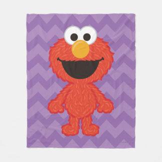 Elmo Wool Style Fleece Blanket