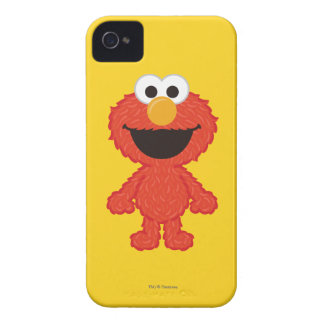 Elmo Wool Style iPhone 4 Covers