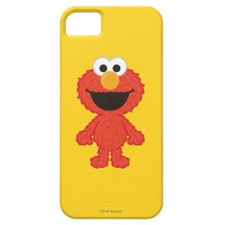 Elmo Wool Style iPhone 5 Cover