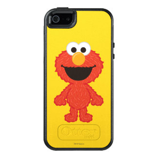 Elmo Wool Style OtterBox iPhone 5/5s/SE Case