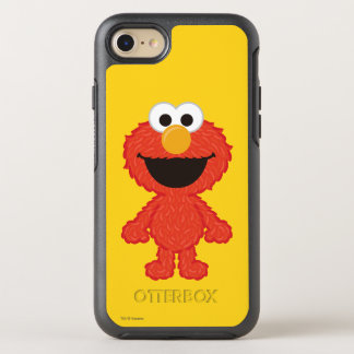 Elmo Wool Style OtterBox Symmetry iPhone 8/7 Case