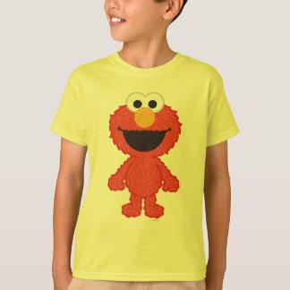 Elmo Wool Style T-Shirt