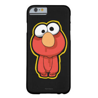 Elmo Zombie Barely There iPhone 6 Case