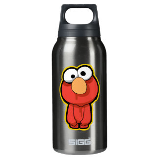 Elmo Zombie Insulated Water Bottle