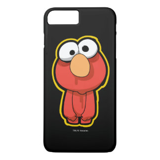 Elmo Zombie iPhone 8 Plus/7 Plus Case