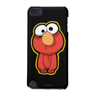 Elmo Zombie iPod Touch 5G Cases
