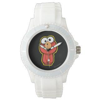 Elmo Zombie Watch