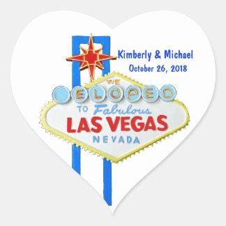 Elope Las Vegas Stickers