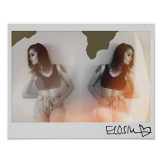 ELOSIN Photograph Poster
