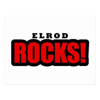Elrod, Alabama Postcard