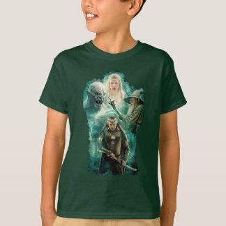 ELROND™, Azog, Galadriel, & Gandalf Graphic T-Shirt