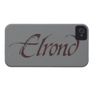 ELROND™ Name Solid iPhone 4 Case