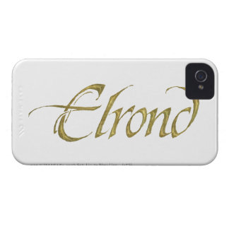 ELROND™ Name Textured iPhone 4 Cover