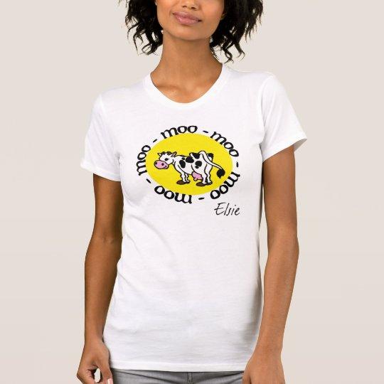Elsie - female workout T-Shirt
