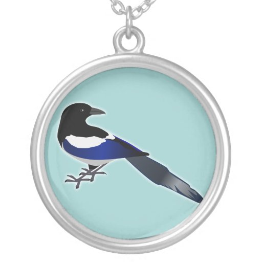 Elster Magpie Necklace