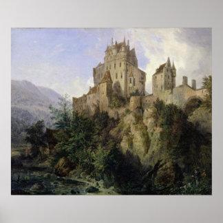 Eltz Castle Posters