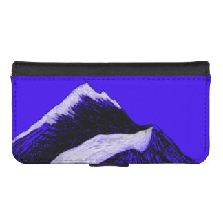 elusive solitude phone wallet case