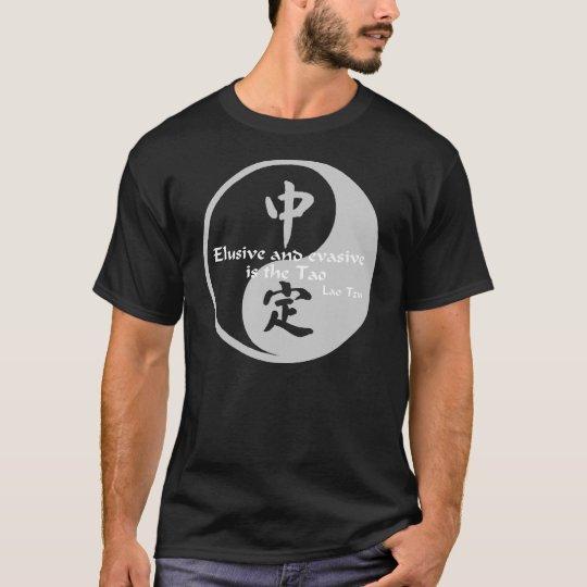 Elusive Yin Yang (Dark Shirts) T-Shirt