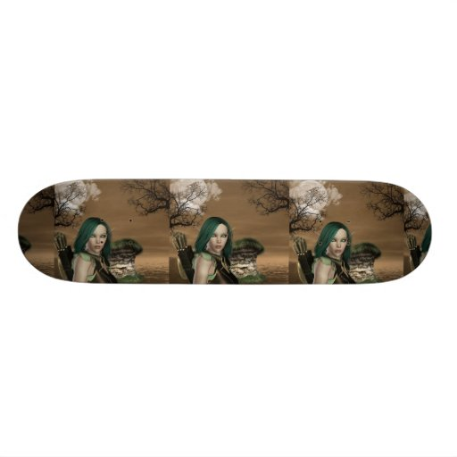 Elven Archer Skateboards